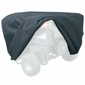 Classic Accessories 79537 Black Heavy Duty Weather x Generator Cover Large