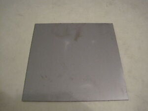 2 Pcs 1 8 Steel Plate Rectangle 15 5 X 15 5 A36 Steel 125 Thick
