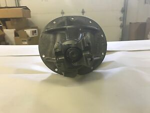 1958 Corvette Differential