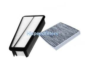 Air Filter Carbonized Cabin Filter For 2006 2015 Toyota Tacoma 4 0l