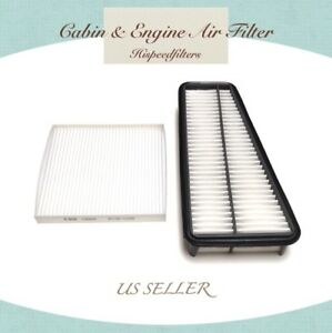 Combo Set Engine Cabin Air Filter For 2006 2015 Toyota Tacoma 4 0l Us Seller