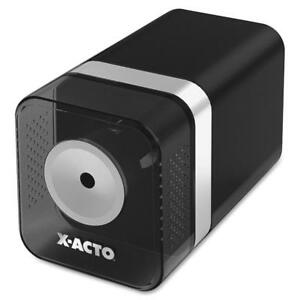 X acto Power3 Office Electric Pencil Sharpener Black Epi1744