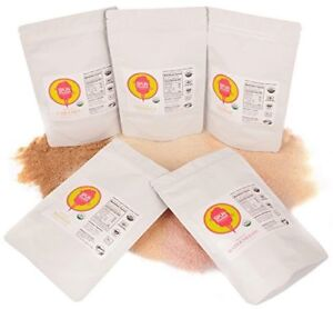 Spun Paradise Usda Organic Cotton Candy Sugar Floss Mixed Pack 5 Flavors