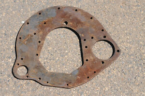 Triumph Tr7 Engine Rear Backing Plate