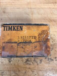 17117td Timken New Taper With 2 17244