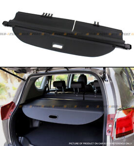 For 2013 2018 Toyota Rav4 Suv Retractable Rear Trunk Cargo Cover Luggage Shade