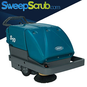 Refurbished Tennant S10 Walk Behind Sweeper