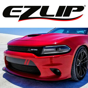 Ez Lip Spoiler Body Kit Splitter Skirts Ezlip Easy For Dodge Charger