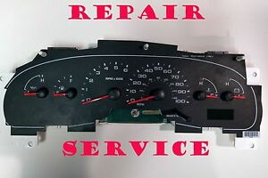 Ford E150 E250 E350 E450 Instrument Cluster Repair 2004 2005 2006 2007 2008 R