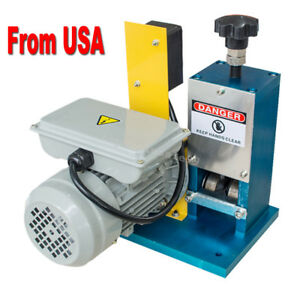 Powered Electric Wire Stripping Stripper Machine Motorized Copper High Quality