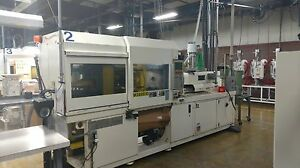 1996 Van Dorn 85 rs fht Injection Molding Machine imm 7791555
