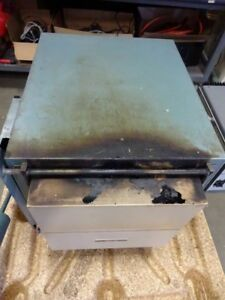 Thermolyne Barnstead Muffle Oven Model F a1740 1 W extras 240 V Contact Us