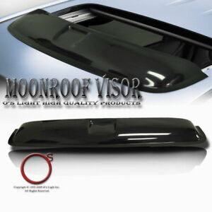 For Honda 38 Moon Roof Sun Bug Shield Visor Wind Rain Vent Guard New Style