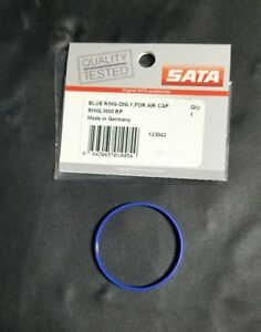 Sata 3000 Rp Blue Air Cap Id Ring 123042