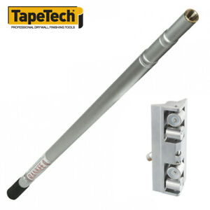 Tapetech Corner Roller With 3 8 Ft Extendable Handle