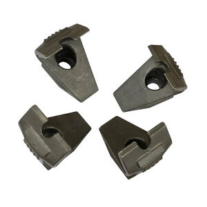 Metal Replacement Rim Clamp Jaw Set Coats Tire Changer 4 Pc