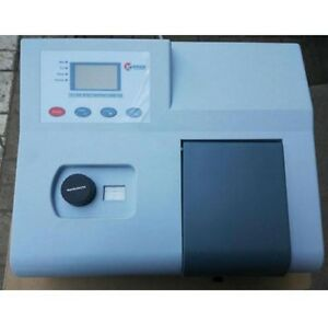 Uv vis Visible Spectrophotometer Lab Equipment 360 1000nm 4nm 721n