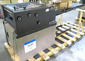 Didde Sheeter Delivery Unit 22 Cutoff X 17 1 2 Wide For D g 860 Web Press