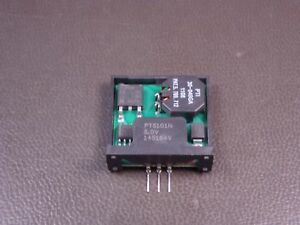 Pt5101n Texas Instruments Switching Regulator 1a 5v Vertical Thru hole 3 Pin Nos