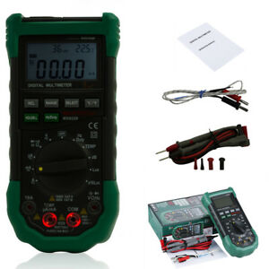 Mastech Ms8229 5 in 1 Auto range Multi functional Digital Multimeter Lcd Digital