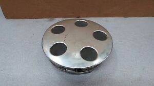 1994 1997 Ford Mustang Svt Cobra Center Cap 17 Polished 5 Hole Lug Sn95