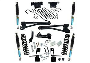 Superlift 4 Radius Arm Lift Kit For 2017 19 Ford F 250 F 350 Sd Powerstroke 4wd