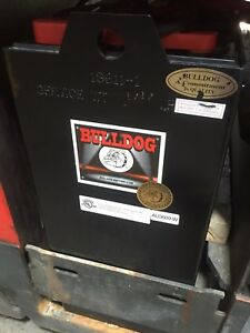Bulldog 37 87 X 13 25 X 31 36v Electric Forklift Battery w 30 Cable New 2015