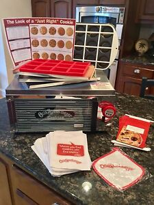 Otis Spunkmeyer Cookie Convection Oven Lots Of Extras 3 New Trays Must See