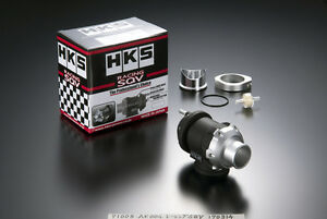 Hks Sqv Racing Bov Kit Sequential Blow Off Valve Universal 71008 ak004