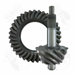 High Performance Yukon Ring Pinion Gear Set For Ford 9 In A 4 11 Ratio
