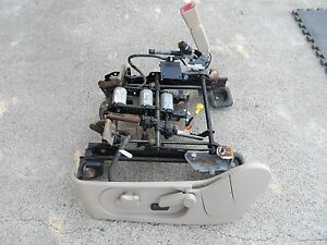 07 08 09 10 Ford Explorer Sport Trac 6 Way Power Seat Track Driver Lh