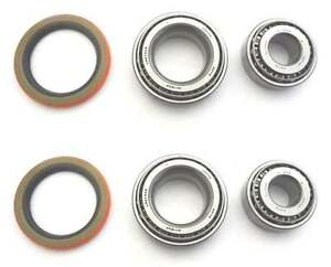 Ford F 150 2wd Front Wheel Bearings And Seal Kit 1997 2003 2 Sides Koyo Timken