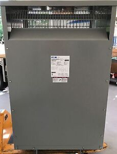 Eaton V48m28t33ee Dry type Distribution Transformer 300kva