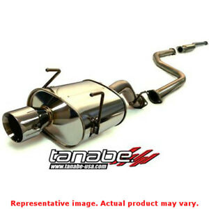 Tanabe Medalian Exhaust Medalion Touring T70018 Fits honda 1996 2000 Civic