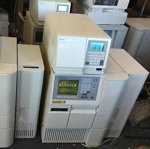 Refurbished Waters 2695 Hplc With Column Heater 2487 Agilent 1100 Hplc