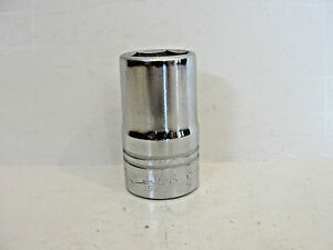 Williams St 619 12in Drive Shallow Socket 6 Pt 19 32 In