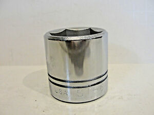 Williams St 640 12in Drive Shallow Socket 6 Pt 1 1 4 In