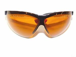 Uvex Honeywell Wraparound Uncoated Laser Safety Glasses 31 80155