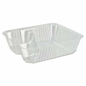 Dart Clearpac Small Nacho Trays Dccc56nt2