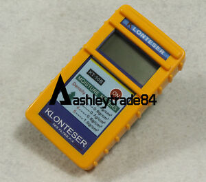 New Kt 50b Digital Inductive Wood Tree Timber Moisture Meter 0 90