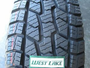 4 New 265 70r17 Westlake Sl369 Tires 70 17 R17 2657017 At All Terrain A t 500aa