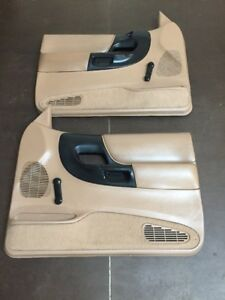 Ford Ranger Manual Door Panels Tan Set 1995 2001 Oem Great Deal