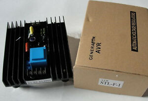 Stl f 1 Stlf1 1pc New 110 150kw Universal Brush Generator Avr