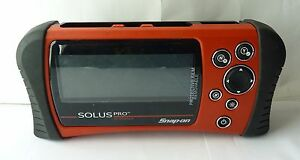 Snap On Solus Pro Eesc316 V9 2 Code Reader scanner As is for Parts Only