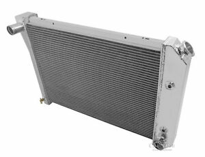1973 1974 Buick Apollo 3 Row All Aluminum Champion Wr Radiator Cc412