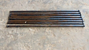 Farmall M Tractor Engine Push Rods Ihc W4 Sm 400 Motor Push Rods Parts