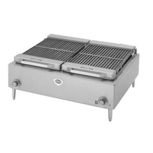 Wells B 50 36 Wide Electric Countertop Charbroiler