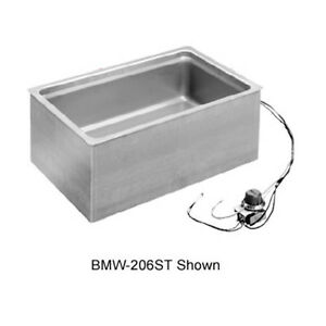 Wells Bmw 206sdt Bottom Mount Electric Built in Food Warmer