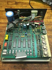 Haas Servo Control Power Supply Parts Unit 14 Pin