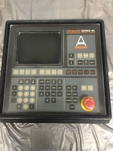 Anilam Crusader Ml Control Console Display Face tested Warranty